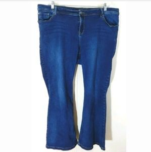 Torrid Flare Leg Stretch Jeans